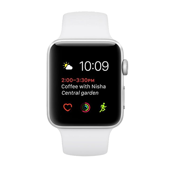 Apple Watch 1 Замена шлейфа