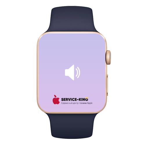 Apple Watch 2 - Замена динамика