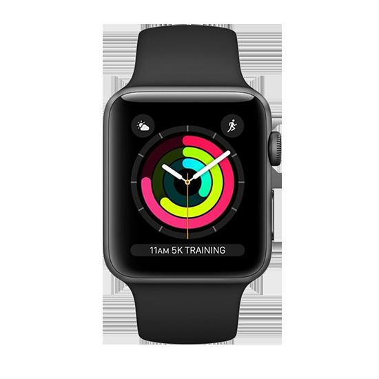 Apple Watch 3 Замена стекла