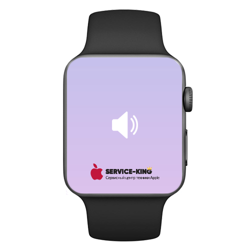 Apple Watch 3 - Замена динамика