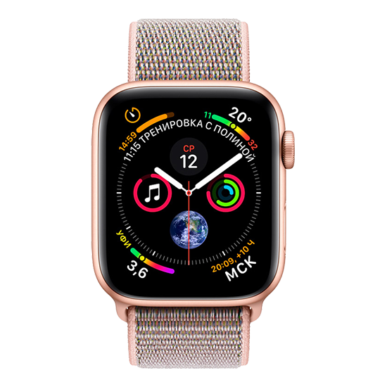 Apple Watch 4 Замена шлейфа