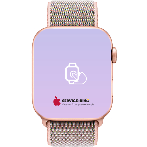 Apple Watch 4 - Замена 3D-touch