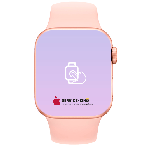 Apple Watch 5 - Замена 3D-touch