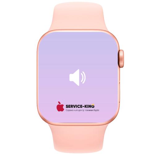 Apple Watch 5 - Замена динамика