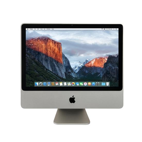iMac 20 Диагностика