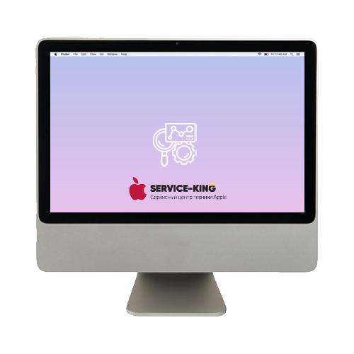 iMac 20 - Диагностика