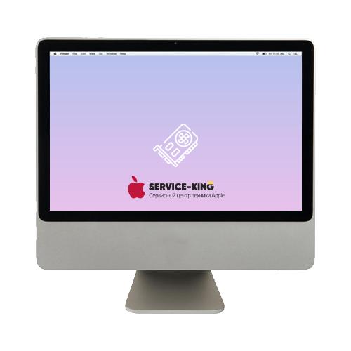 iMac 20 - Замена видеокарты