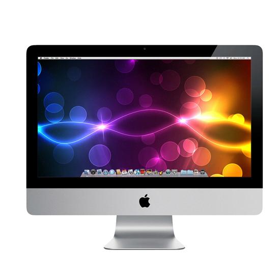 iMac 21.5 a1311 Замена вентилятора
