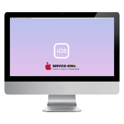 iMac 21.5 a1311 - Установка MacOS
