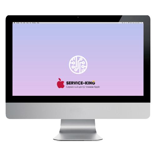 iMac 21.5 a1311 - Замена шлейфа