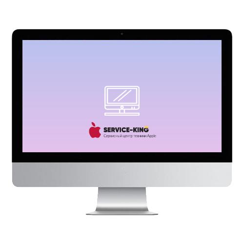 iMac 21.5 a1418 - Замена экрана