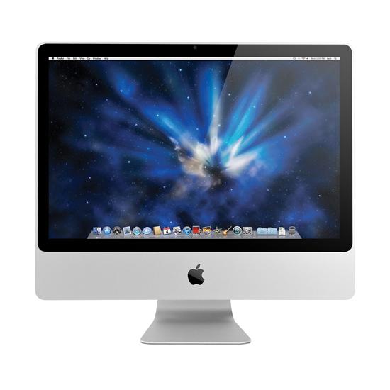 iMac 24 Замена HDD/SSD