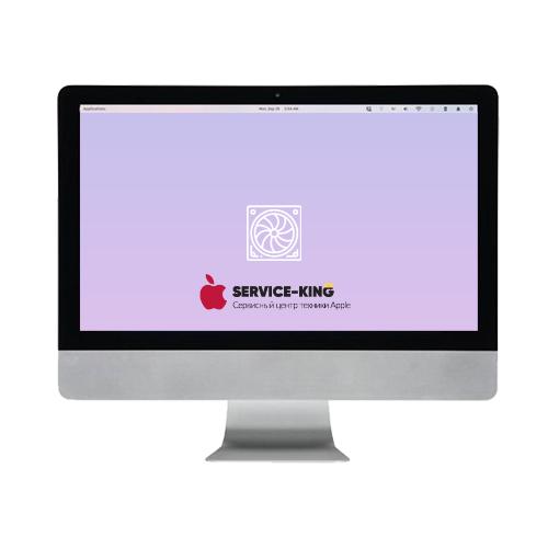 iMac 27 a1419 - Замена вентилятора