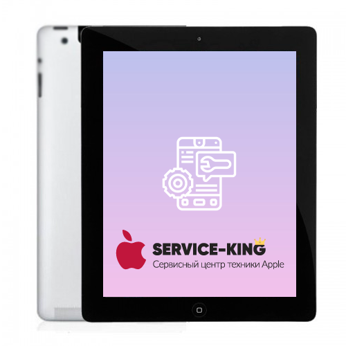 iPad 3 - Ремонт контроллера питания