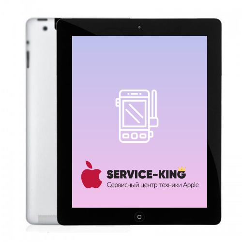 iPad 3 - Замена Wi-Fi модуля