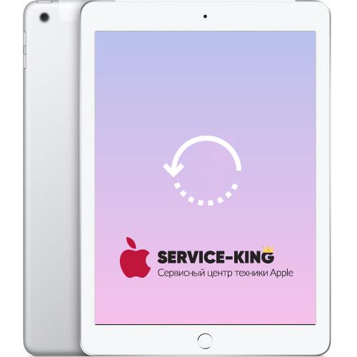 iPad 5 - Восстановление данных