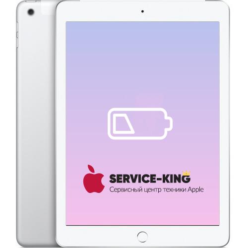 iPad 5 - Замена аккумулятора