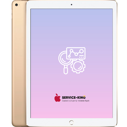 iPad Air 2 - Диагностика