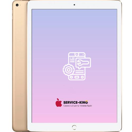 iPad Air 2 - Ремонт контроллера питания