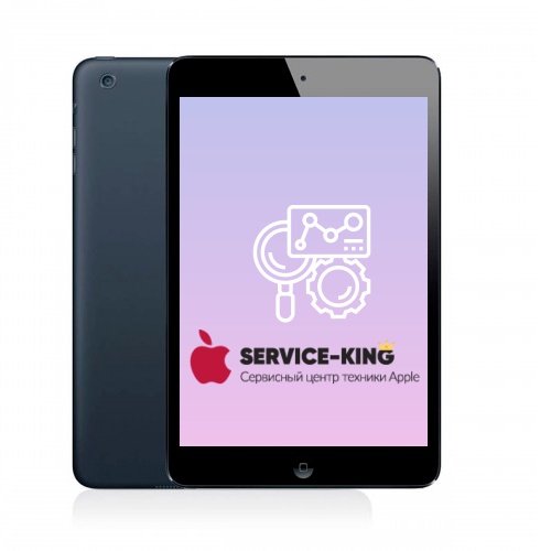 iPad mini 2 - Диагностика