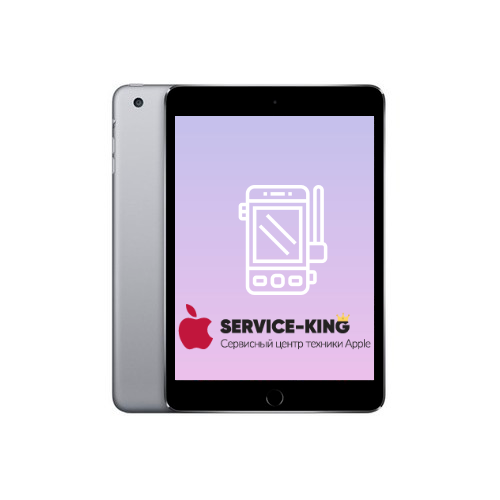 iPad mini 3 - Замена Wi-Fi модуля