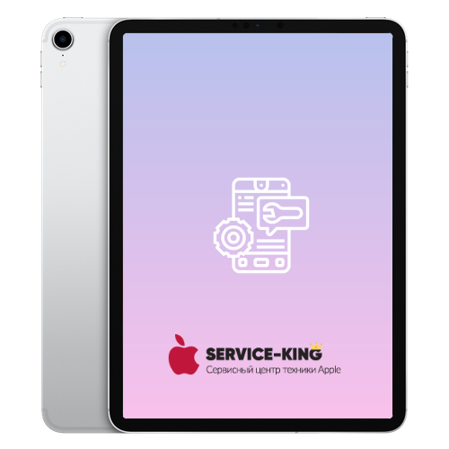 iPad Pro 11 - Ремонт контроллера питания