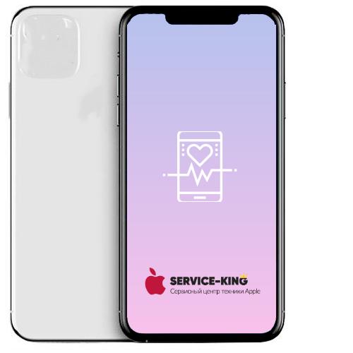 iPhone 11 Pro max - Чистка после попадания влаги