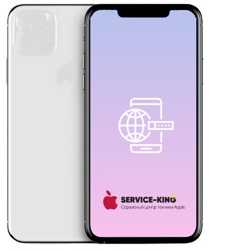 iPhone 11 Pro - Ремонт сим разъема