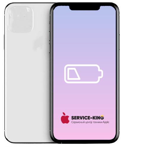 iPhone 11 Pro - Замена аккумулятора
