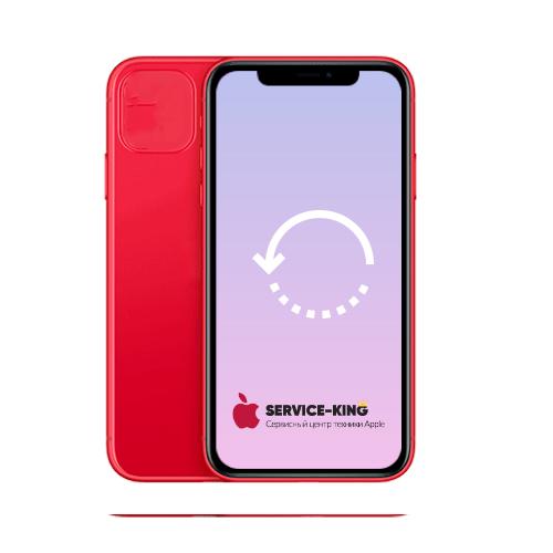iPhone 11 - Восстановление