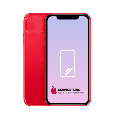 iPhone 11 - Замена стекла на задней панели