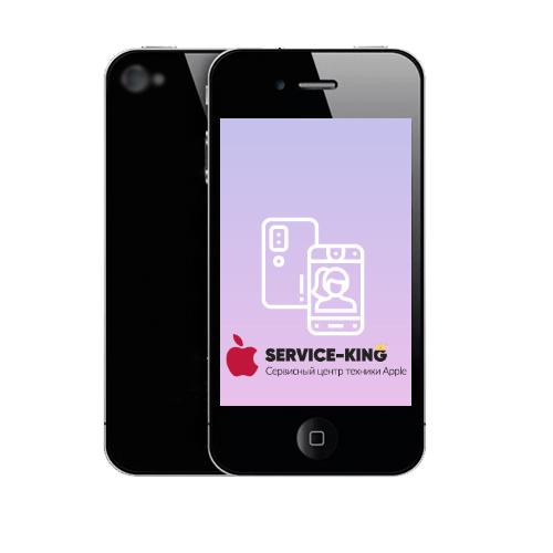 iPhone 4 - Замена фронтальной камеры