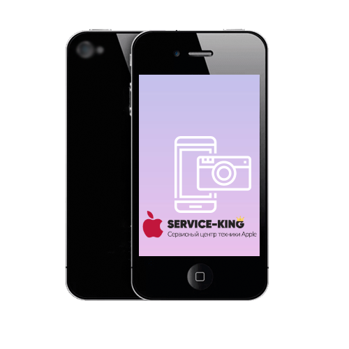 iPhone 4s - Замена камеры