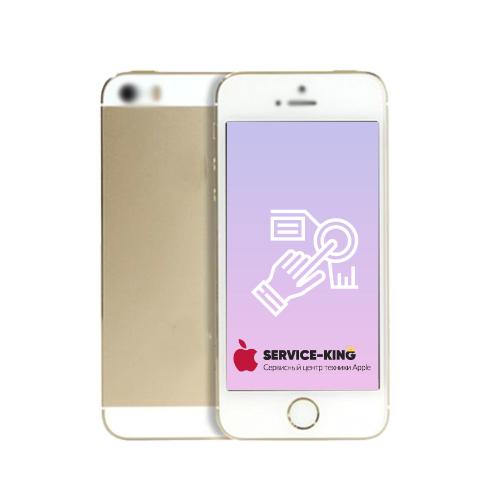 iPhone 5 - Замена кнопки Home
