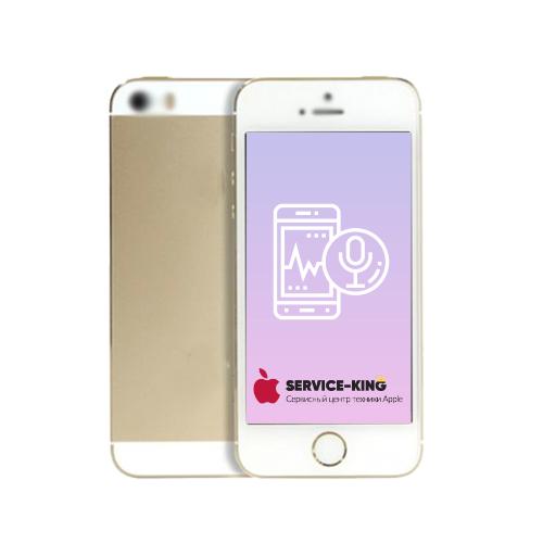iPhone 5 - Замена микрофона