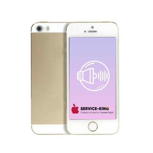 iPhone 5 - Замена полифонического (нижнего) динамика