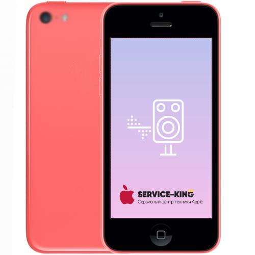 iPhone 5c - Замена динамика