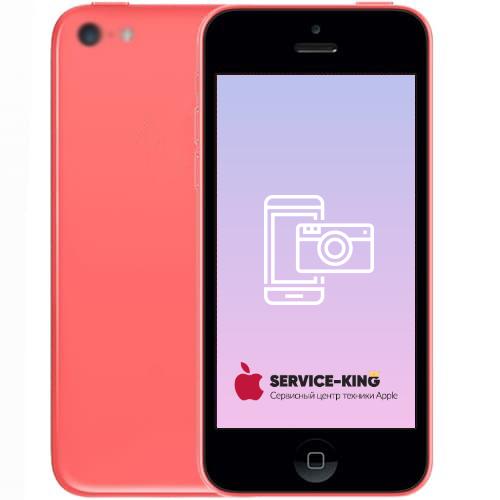 iPhone 5c - Замена камеры