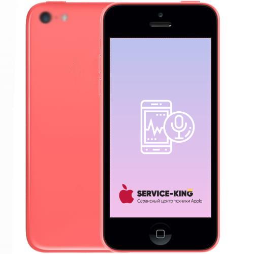 iPhone 5c - Замена микрофона