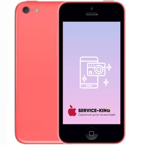 iPhone 5c - Замена задней камеры