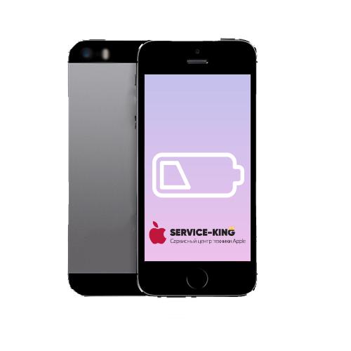 iPhone 5s - Замена аккумулятора