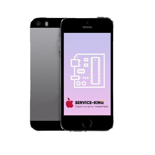 iPhone 5s - Замена разъемов