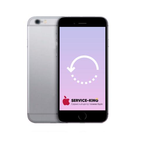 iPhone 6 - Восстановление
