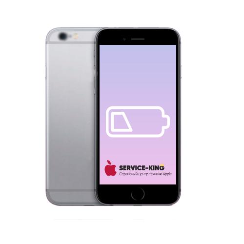 iPhone 6 - Замена аккумулятора