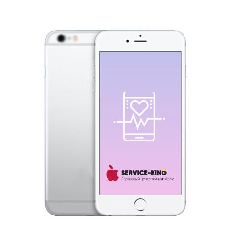 iPhone 6s plus - Чистка после попадания влаги
