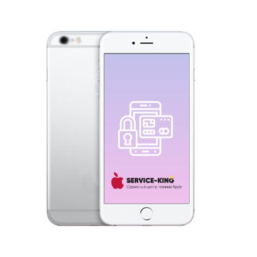 iPhone 6s plus - Разблокировка