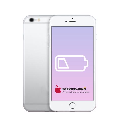 iPhone 6s plus - Замена аккумулятора