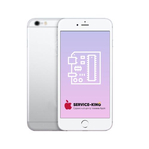 iPhone 6s plus - Замена разъемов