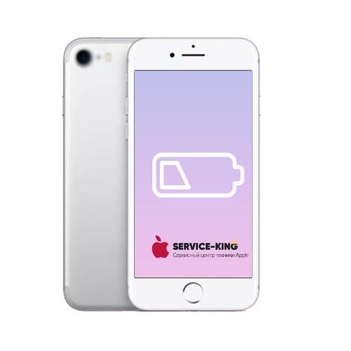 iPhone 7 plus - Замена аккумулятора