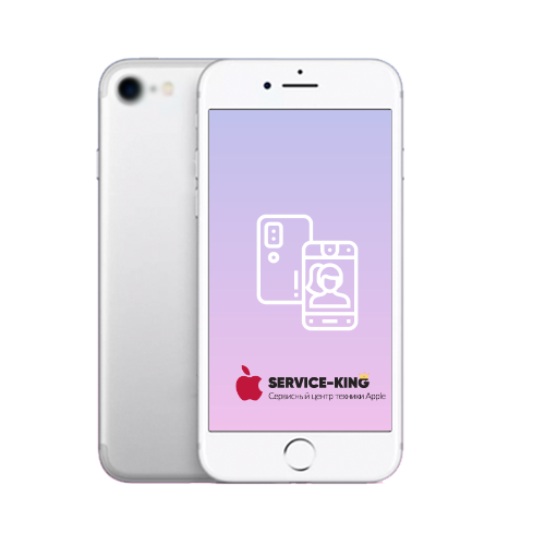 iPhone 7 plus - Замена фронтальной камеры